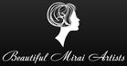 這是『美麗未來模特兒藝術有限公司』的商標。