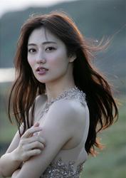 這是一個名叫香月的日本美女的照片。